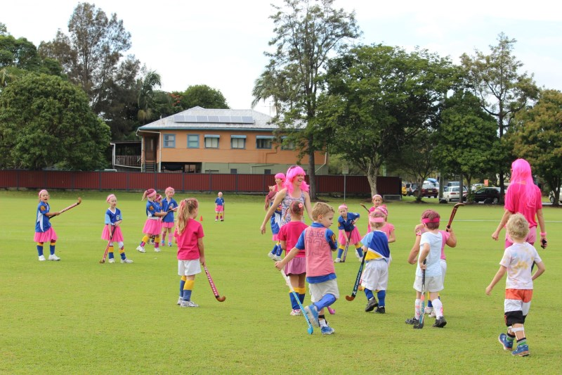 Pink Sports Day