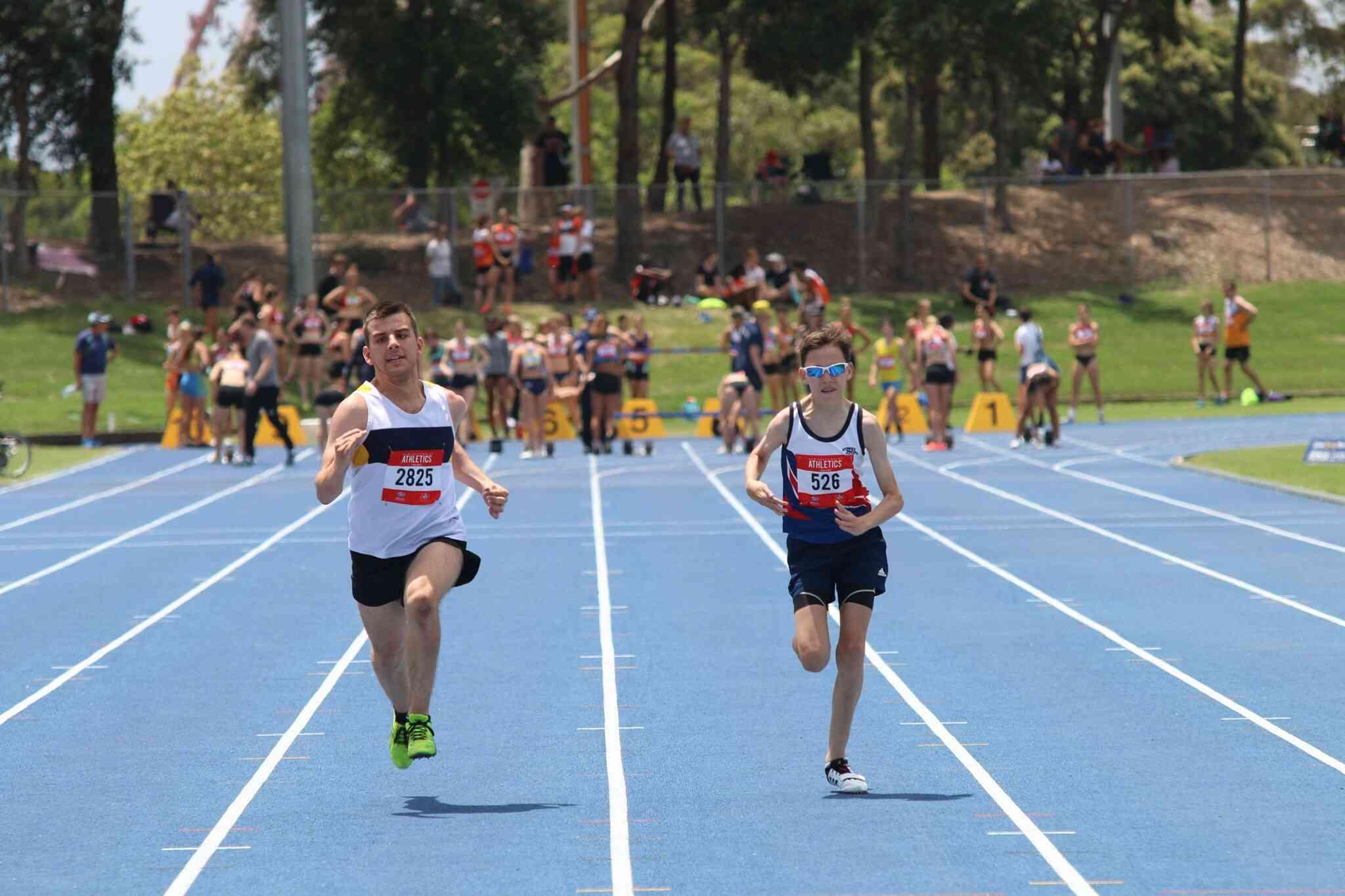 Interclub & NSW 3km Champs