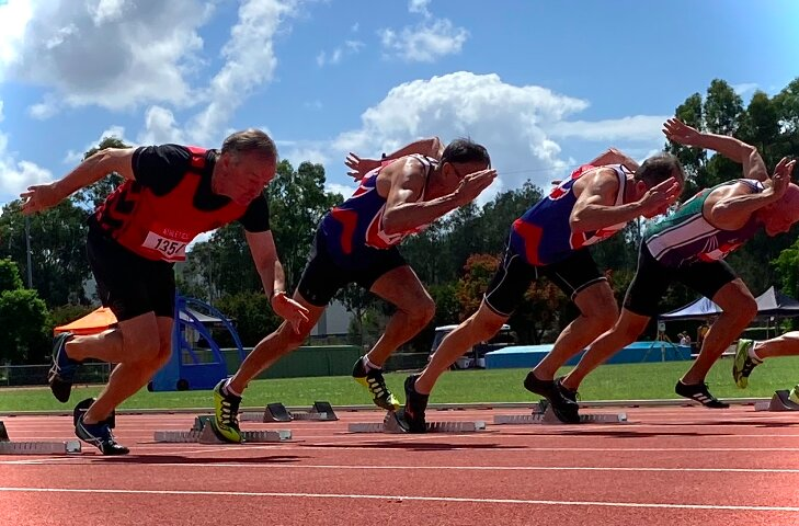 2021 NSW Masters Championships