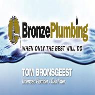 Bronze Plumbing