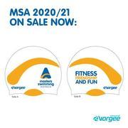 2020-21 NEW MSA Swimming Caps (online)