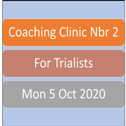 Coaching Clinic 5 Oct - for Trialists (Web)