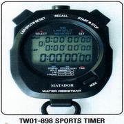 MATADOR TW01-898 Sports Timer